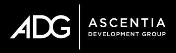 ADG Communities logo