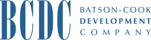BCDC real estate company logo