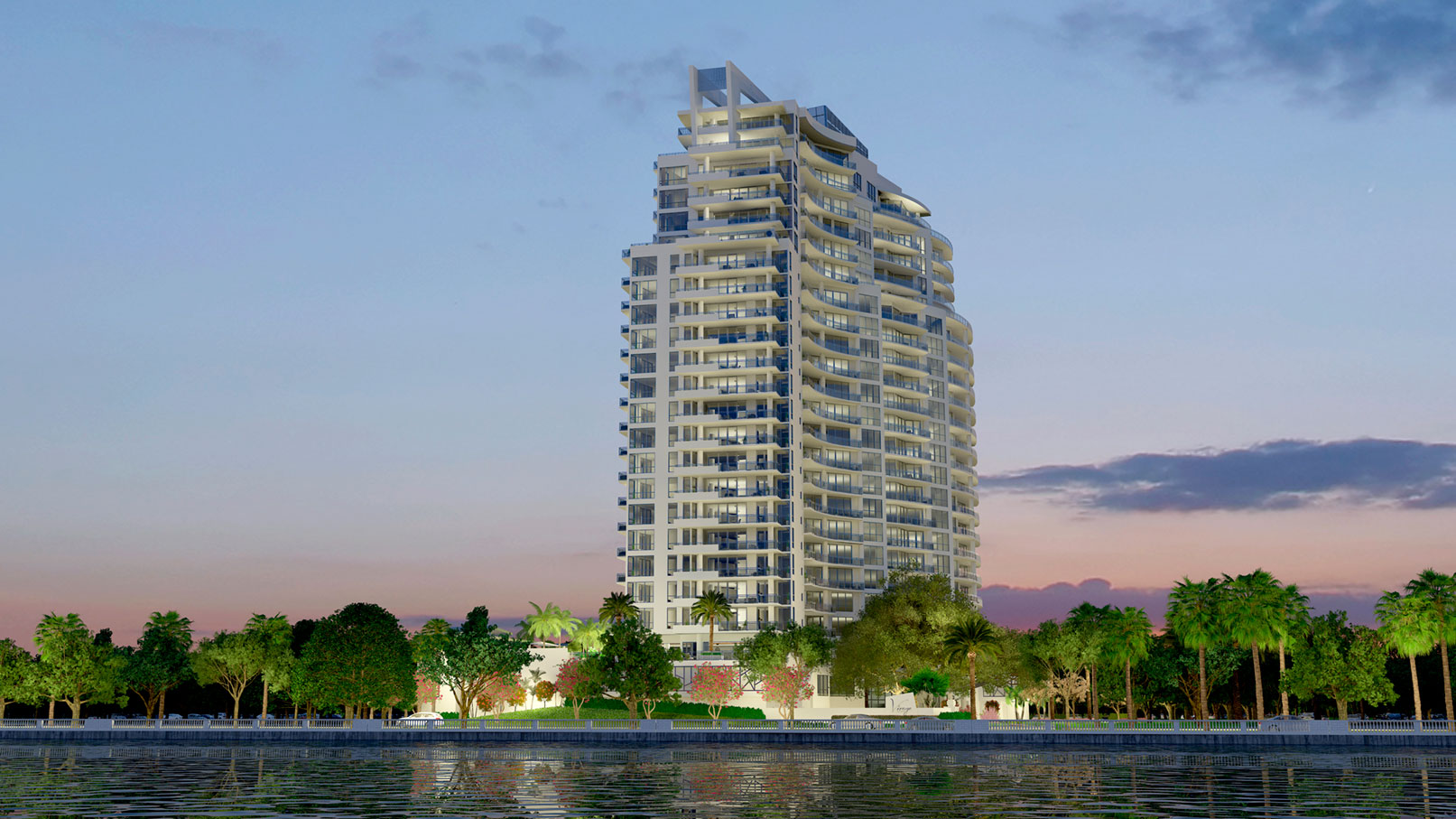 new waterfront condos in tampa on bayshore blvd at the virage
