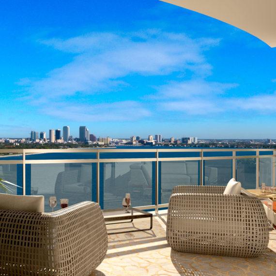 exclusive condominiums in Tampa Fl