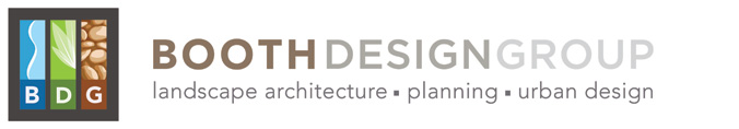 booth design group logo