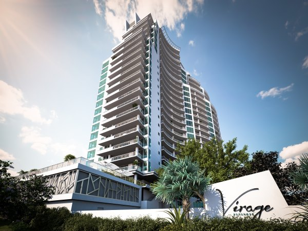 the Virage bayshore condo external photo