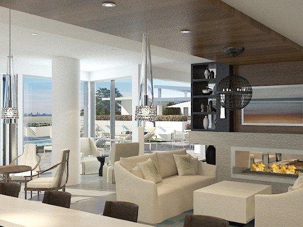 The Virage Bayshore condo interior photo